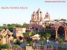 Iskon Temple Delhi