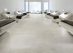"""Margres """"Subway"""" line of commercial technical porcelain, available at Centura Tile"""