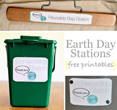 Earth Day Crafts ~