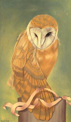 owl by Jen Lobo