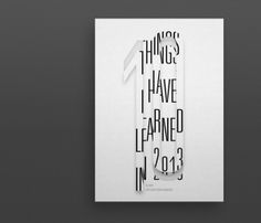 Posters by Ivorin Vrkaš, via Behance