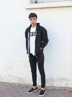 simple teens look