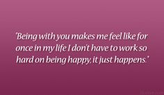 smile for no reason 33 Cute Boyfriend Quotes Which Are Lovely