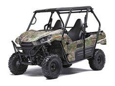 New 2016 Kawasaki Teryx Camo ATVs For Sale in Ohio. 2016 Kawasaki Teryx Camo, Teryx® Camo