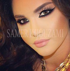Samer khouzami 's make up