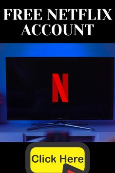 Use our latest version of Free Netflix Account Generator 2021 and get free Netflix Accounts & Passwords Now! Here are the direct download links for Netflix Free Netflix Codes, Get Netflix, Netflix And Chill, Netflix Movies, Roku Streaming Stick, Streaming Movies, Netflix Account And Password, Netflix Gift Card, Netflix Premium
