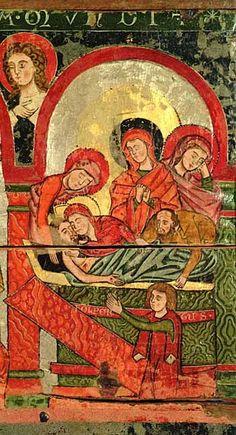 Retabel Szene 7 | Evangelische Kirche Wetter
