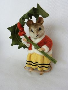 R John Wright Annamarie Winter Mouse Fairy Tales Exclusive 93 Out of 250 MIB | eBay