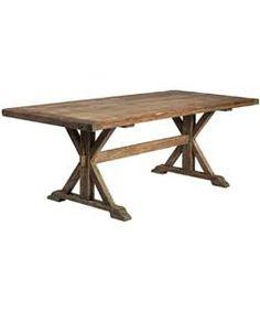 Rowico Douglas Reclaimed 220cm Table.