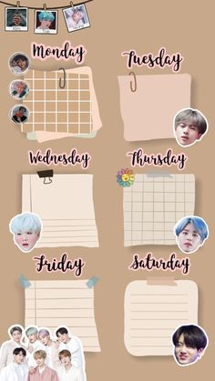 Study Schedule Template, Schedule Design, Bullet Journal Boxes, Bullet Journal Ideas Pages, Lockscreen Bts, Bts School, V Chibi, School Schedule, Class Schedule