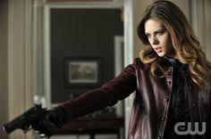 """Nikita -- """"Brave New World"""" -- Pictured: Lyndsy Fonseca as Alex -- Credit: Ben Mark Holzberg/The CW -- © 2013 The CW Network. All Rights Reserved"""
