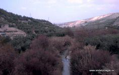 """#Jaén - La Guardia - Río Guadalbullón - 37º 44' 12"""" -3º 41' 1"""" / 37.736667, -3.683611  La Guardia de Jaén se emplaza en el Cerro de San Cristóbal, desde donde domina todo el valle del río Guadalbullón."""