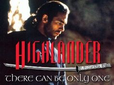 Highlander: I ended up liking the TV series better than the movies! (and Adrian Paul is so HOT!)