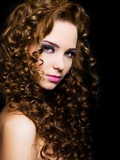 A long red curly ringlets  visit us for #hairstyles and #hair advice  www.ukhairdressers.com