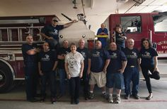 The Questa Fire Department hosted  their 2nd annual St. Baldricks's  with the help of  Monica Tofoya owner of Smoke & Mirrors'. Participants who raised money through sponsorship for childhood cancer research.