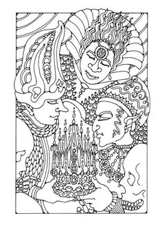 steampunk coloring pages coloring page party