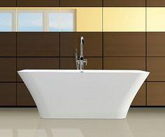 MTI introduces the Addison 2 freestanding tub. Like shape