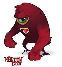 Character of the MAROON Goon _____________________________ Reposted by Dr. Veronica Lee, DNP (Depew/Buffalo, NY, US)