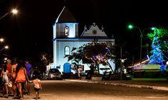 Igreja no centro da cidade de Prado, no sul da Bahia