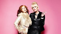 Read 'Jennifer Saunders Offers An Absolutely Fabulous Film Update' on Empire's movie news. Jennifer Saunders has talked up the possibility of an Absolutely Fabulous . Jennifer Saunders, British Sitcoms, British Comedy, Coming Out, Ab Fab Movie, Absolutely Fabulous Quotes, Patsy And Edina, Joanna Lumley, Bbc America