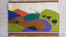 Rebecca Mezoff, Tapestry Artist: Warp it up! Monday is the day.
