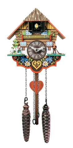 1000 images about cuckoo for clocks on pinterest cuckoo clocks grandfather clocks and clock - Colorful cuckoo clock ...
