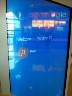 You cant run. Windows 10 Its EVERYWHERE. #bsod #pbsod