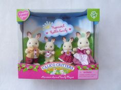 Hopscotch Rabbit Family is now available on Pontus http://pontus.co.nz/product/sylvanian-families-4pcs-hopscotch-rabbit-family/