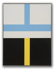 """Swedish accent"" #2 [1994] Frederick Hammersley"