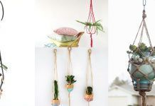23 Most Amazing Macrame Plant Hangers DIY Ideas