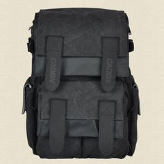 Professional Canvas Retro Shoulder bags Backpack Waterproof for DSLR Camera lens