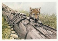 wolf totem - Google Search