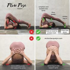 Nov 2019 - Yoga is a great addition to any fitness routine. Unlike your high-intensity interval training (HIIT) workouts or weight-lifting sessions, yoga is often slow, and it focuses more on being mindful and… Pilates Workout Videos, Pilates Poses, Yoga Workouts, Yoga Routine, Exercise Routines, Exercise Motivation, Yoga Poses For Beginners, Workout For Beginners, Pranayama