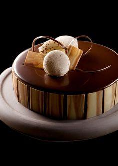 ♔ Chocolat et macarons