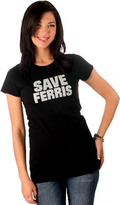 Ferris!! Poor Ferris