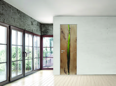 LINEAR® SWING DOOR GROOVE MODEL