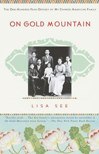 On Gold Mountain by my second cousin Lisa See about her mixed race Chinese American family history.