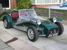 eccfa03d910b Lotus seven s2   Ex-Graham Nearn   Ex KAR120C (1965) Lotus 7