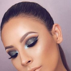 "89.1k Likes, 680 Comments - D E S I • P E R K I N S (@desiperkins) on Instagram: ""New video on YouTube! 👀👀👀 @zoevacosmetics Blanc Fusion Eyeshadow Palette @loraccosmetics Eyeshadow…"""