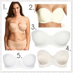 How To Find A Bra That Fits You: Special Dress Edition