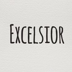 Excelsior - Silver Linings Playbook