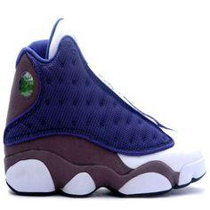 Nike Air Jordan 13 Basket Chaussures Navy Flint Grey