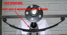 This is a step by step guide on how to build a trailer that is better than factory made trailers. Welding Trailer, Trailer Axles, Box Trailer, Small Trailer, Trailer Plans, Trailer Build, Utility Trailer, Diy Teardrop Trailer, Diy Camper Trailer