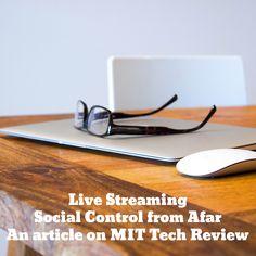 Live Streaming Socia