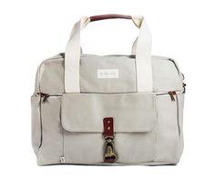 Grey Weekender – Birdling Bags   Venture From the Nest