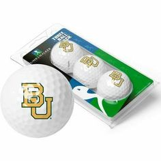 Baylor golf balls -- would make a perfect gift.