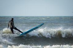 Surfing @ Scheveningen The Hague