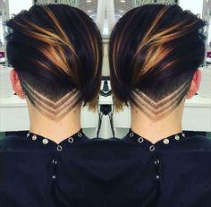 10 komplett verschiedene Kurzhaarfrisuren in schönen warmen Brauntönen. Würdest Du in diesem Herbst auch eine braune Haarfarbe wählen? - Neue Frisur