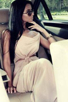 sirenlondon — Talk to me maxi dress on Wanelo