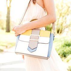 c592ddb6743a1 Handtasche von Graceland in blau - DEICHMANN. Tasche by Deichmann